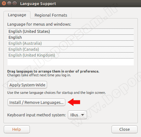 language-support-ide