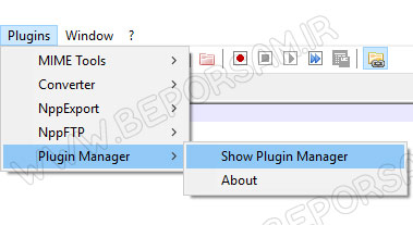 show-plugin-manager